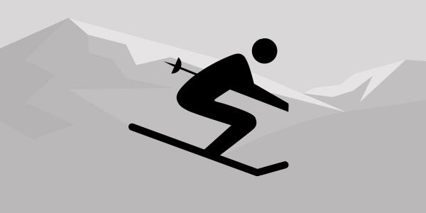 Junior ski komplet