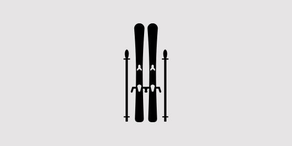 Dětské lyže 107-129cm